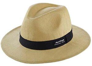 4f21dde75c7 Image is loading Original-Panama-Jack-Matte-Toyo-Straw-Safari-Hat-