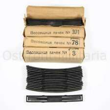 15 pcs Original Soviet SKS stripper clips 7.62x39 Unissued condition Marked