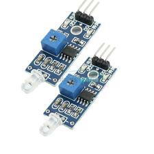 2pcs Lm393 3 Pin Photosensitive Diode Light Sensor Module 33 5v Input