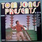 TOM JONES PRESENTS VINYL LP AUSTRALIA