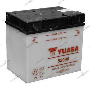 Batterie-Yuasa-moto-53030-LAVERDA-1200
