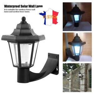 LED-Solaire-Lampe-Lumiere-Impermeable-Exterieur-Jardin-Paysage-Hexagonal-Lumiere