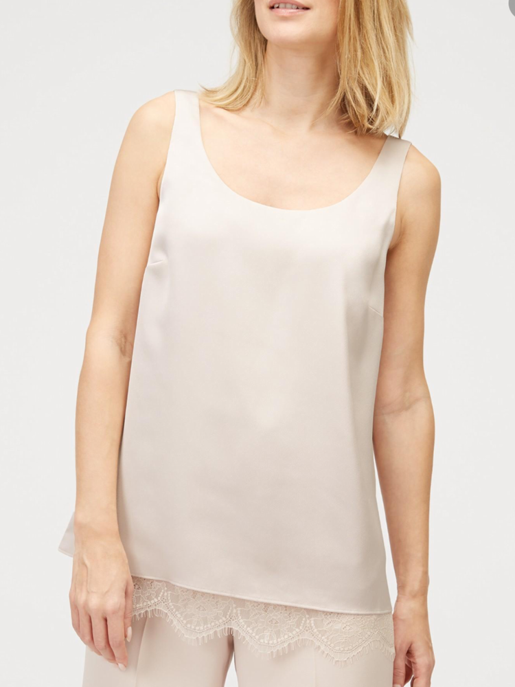 Jacques Vert Taille Cami Caraco Top