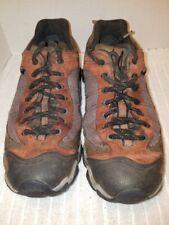 Oboz 21301 Firebrand II B-dry Hiking Shoes - Men's Sz 9 Earth