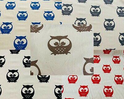 SCANDI AUTUMN Leaf fat quarter fabric bundle 5 piece 100/% cotton FREEPOST