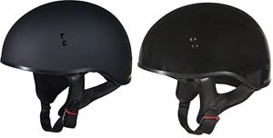GMAX HH-45 Naked 1/2 helmet size large | eBay