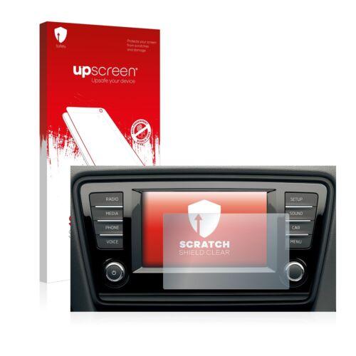 resistente a los arañazos 2015 Upscreen Scratch lámina protectora de pantalla para Skoda bolero