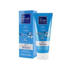 Alfredo Feemas Aqua Scrub White Peeling Scrub Anti Aging Moisture