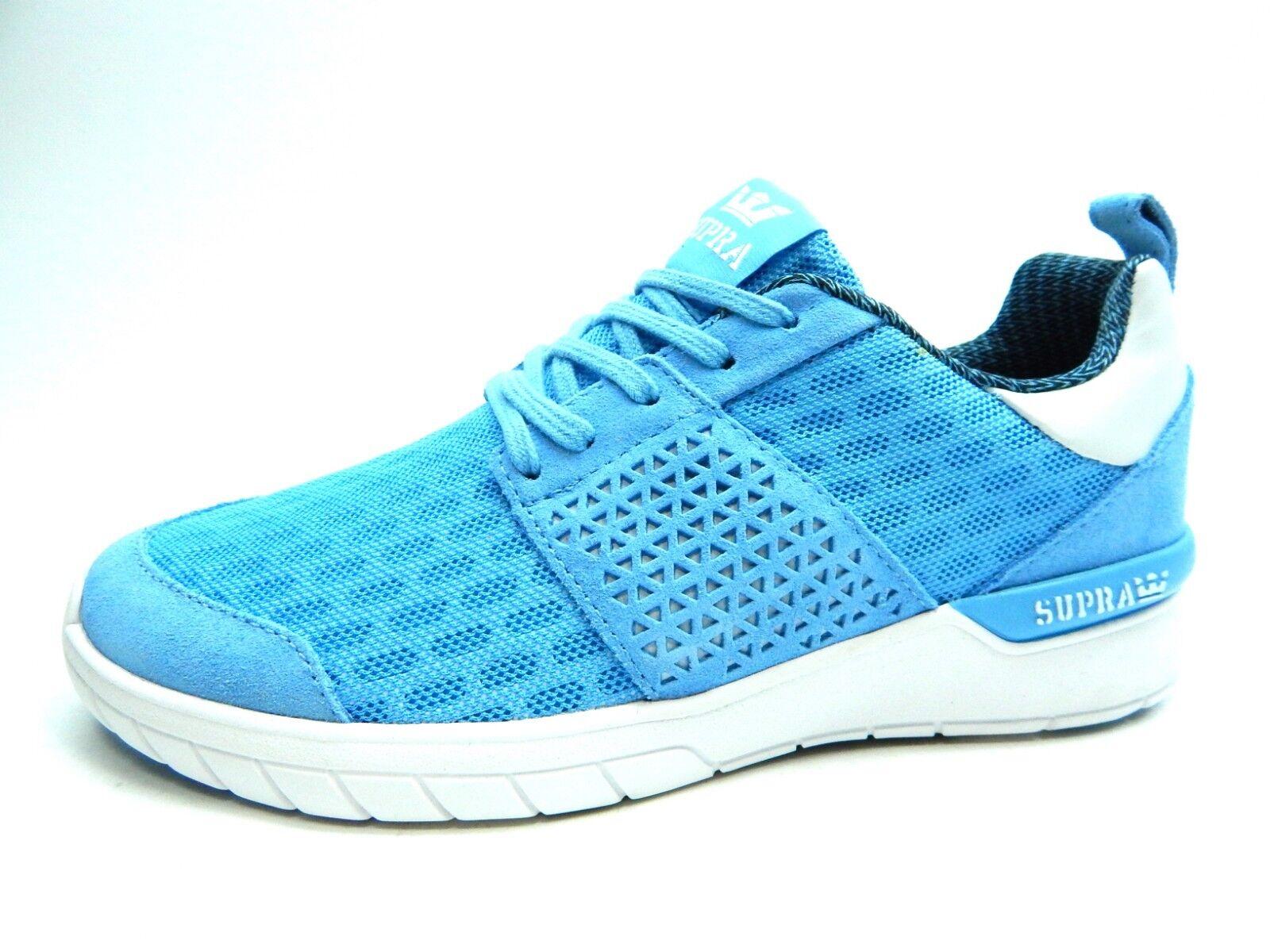 Supra Tijera Mujeres Zapatos Azul blancoo blancoo blancoo 98027-427-M  Envíos y devoluciones gratis.