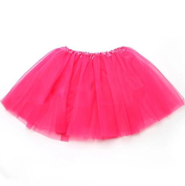 2e80d02ac 14 Colors Tutu Skirt Lady Women Girls Kids Fancy Dress Skirts Hen ...