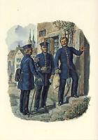 AK: Reichs-Postverwaltung, Landbriefträger, Briefträger, Packmeister, 1871 (2)