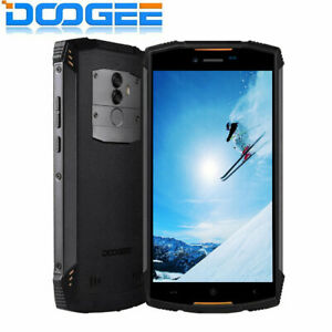 4G Unlocked Smartphone 2+16GB Dual SIM GPS Android Mobile Phone DOOGEE S55 Lite