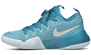Nike Hypershift TB Men's Basketball Shoes-Color:Game Blue/White 17.5 856488-443