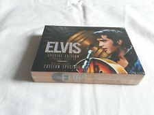 Elvis Presley Special Edition Playing card set collectible Tin new in Box xmas gift Elvis Enthusiast secret santa
