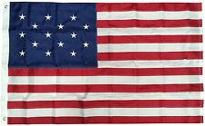 3x5 Embroidered 15 STAR SPANGLED BANNER WAR 1812 210D Nylon Flag Banner