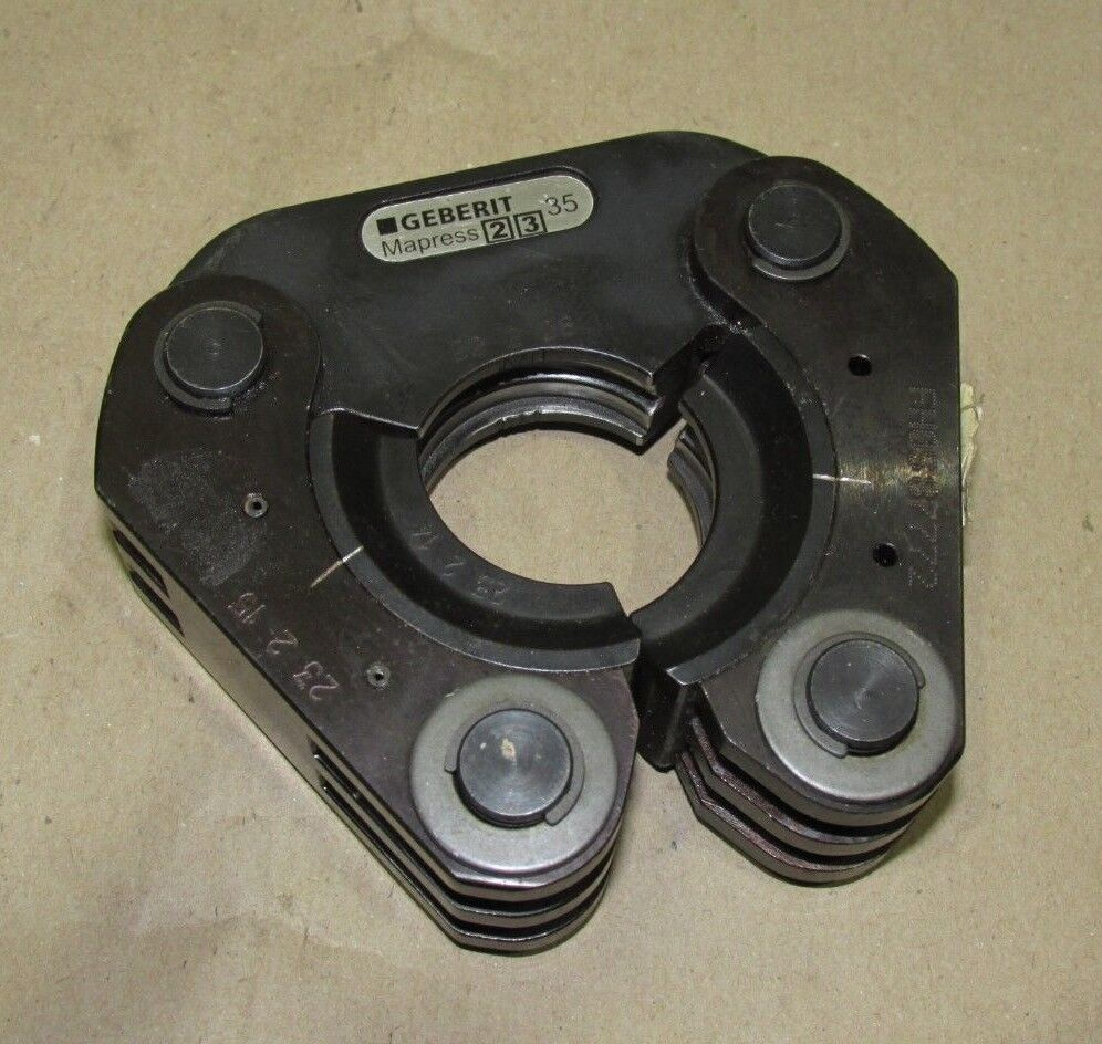 Geberit Mapress 35mm Press sling jaw clamp pressing tool novopress type 2 & 3