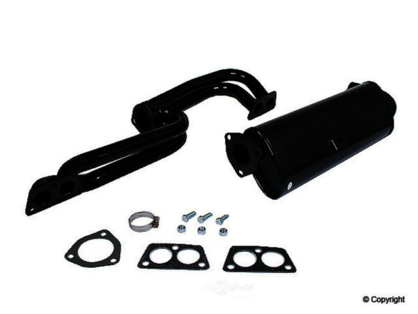 VW7801291 Volkswagen Beetle Transporter Exhaust System Kit Empi 24754001611