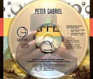 Peter-Gabriel-CD-Single-Shaking-The-Tree-Promo-USA-EX-EX