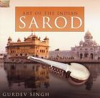 The Art of the Indian Sarod by Gurudev Singh (CD, Jan-2007, Musicrama Distribution)