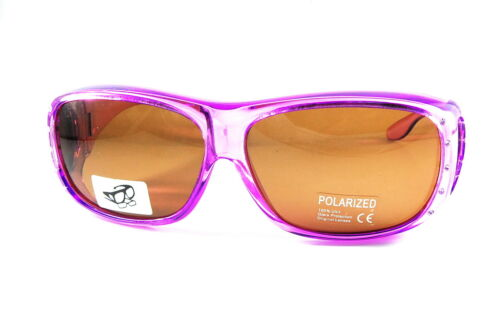 UV43199DPL-C Polarized Fit-over Sunglasses for Lady Buy 1 Get 1 Free