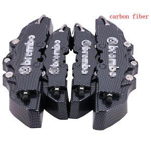 Carbon-fiber-3D-brake-caliper-cover-F-amp-R-Fit-for-2001-18-Acura-MDX-RL-TL-RDX-TSX
