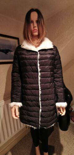 Regno di £ con tag Textured zecca Unito i 2 58960 in Oui Costo 1 Coat 12 329 Fur Nuovo Hq8waWB6Rx