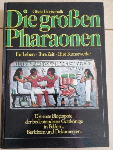 Die großen Pharaonen, Gisela Gottschalk, Biographie,
