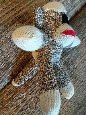 Mini Sock Monkey