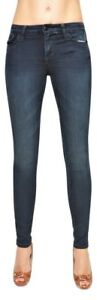 Jean Dark Skinny Fit 888380348765 Blue Nwt 158 24 Den Jeans Bukser Joe's Denim Tasha Eq81Xwnw