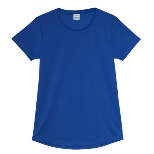 T-Shirt Sportiva Maglietta Donna Traspirante Running Palestra Tennis AwDis JC005