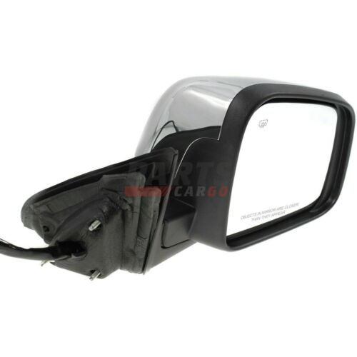 New Power Mirror Right Side Heated Fits 2014-2018 Jeep Grand Cherokee 68236934AB