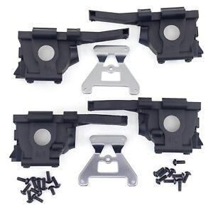 Redcat-Terremoto-10-V2-Front-Rear-Differential-Bulkhead-Brace-Mount-Screws-Set