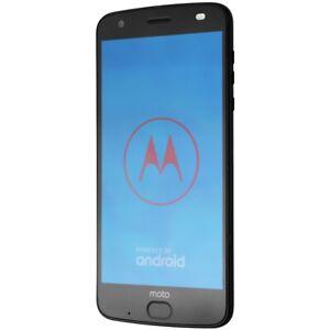FAIR Motorola Moto Z2 Force 64GB Smartphone (XT1789-01) - Verizon Locked- Black