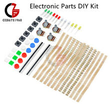 Electronic Parts Pack Diy Kit Amp100pcs 1k Resistors For Arduino Component Switch