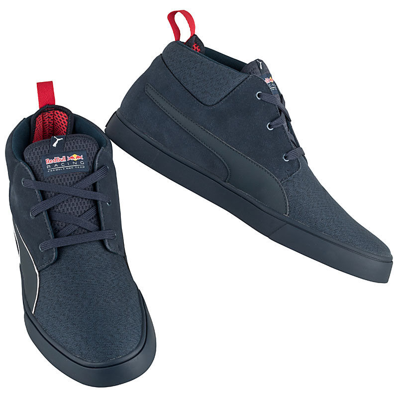 NEW Puma Red Bull RBR Desert Boot Vulc 305926-01 Men''s shoes Trainers Sneakers