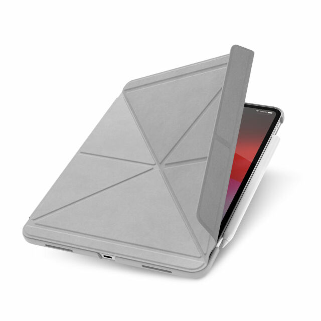new products 5fd92 da1b9 Moshi VersaCover Case with Folding Cover for iPad Pro 11