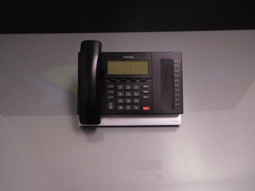 Toshiba IP5022-SD 10-Button 4-Line LCD Display IP VoiP Speakerphone CIX100