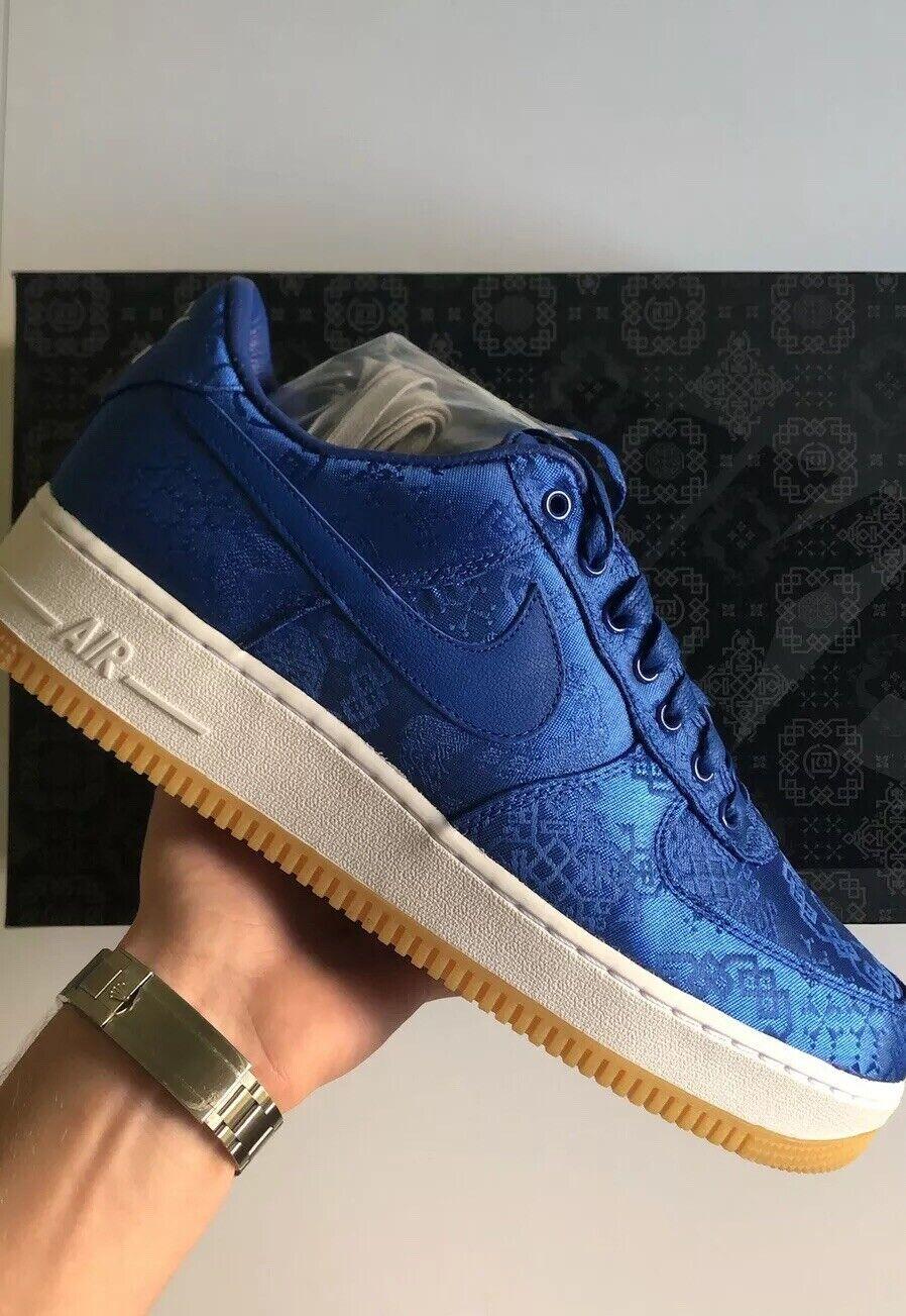 Nike Air force 1 Clot UK 9