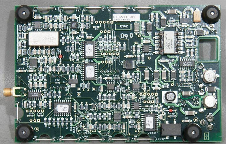Nouveau Tektronix Quickstart 8 Demonstration Board 020-2341-01 DPO TDS7104//TDS7054