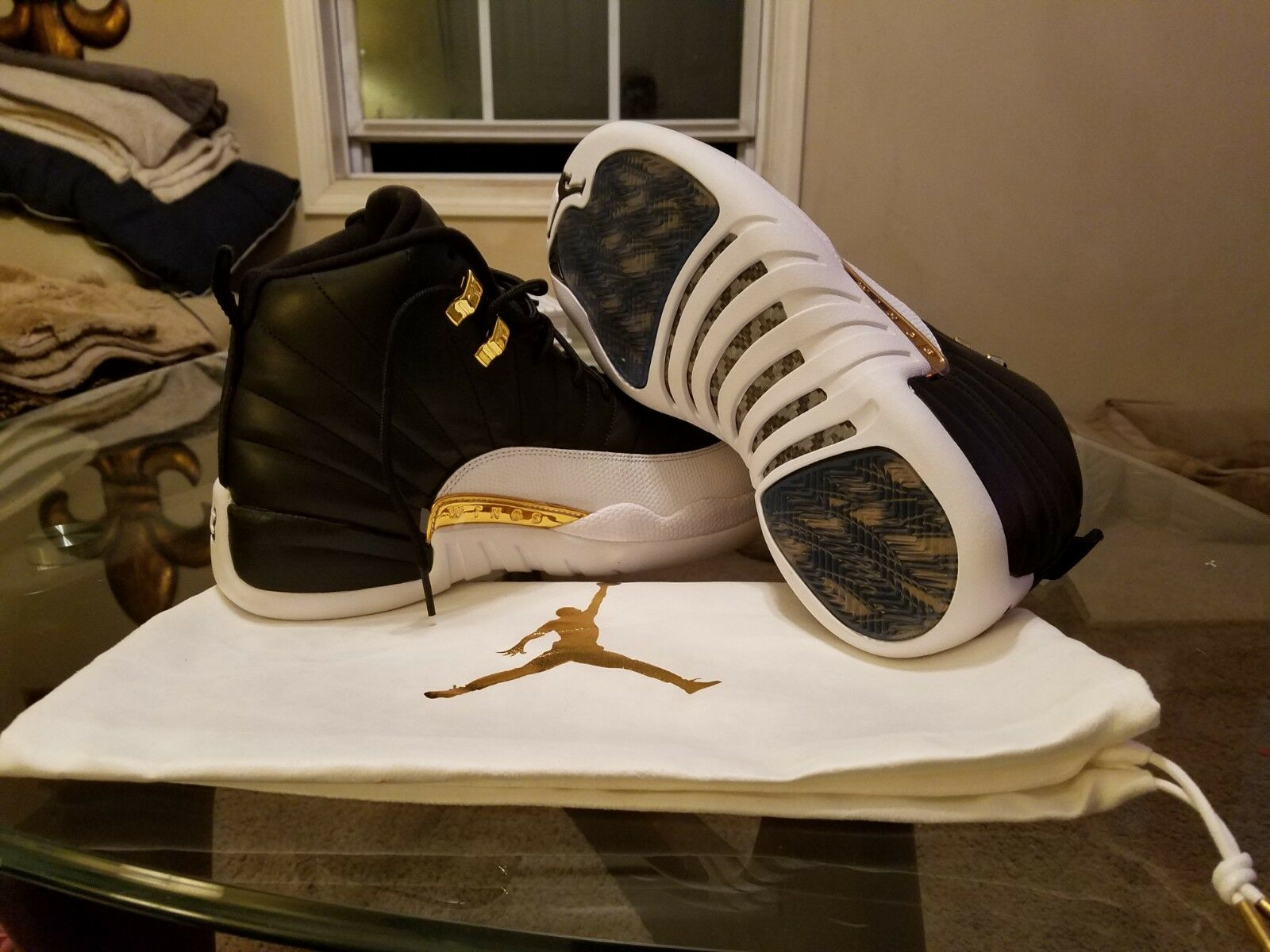43217aed738e86 Air Jordan 12 Retro Limited Edition Size 10 Never Worn In the box ...