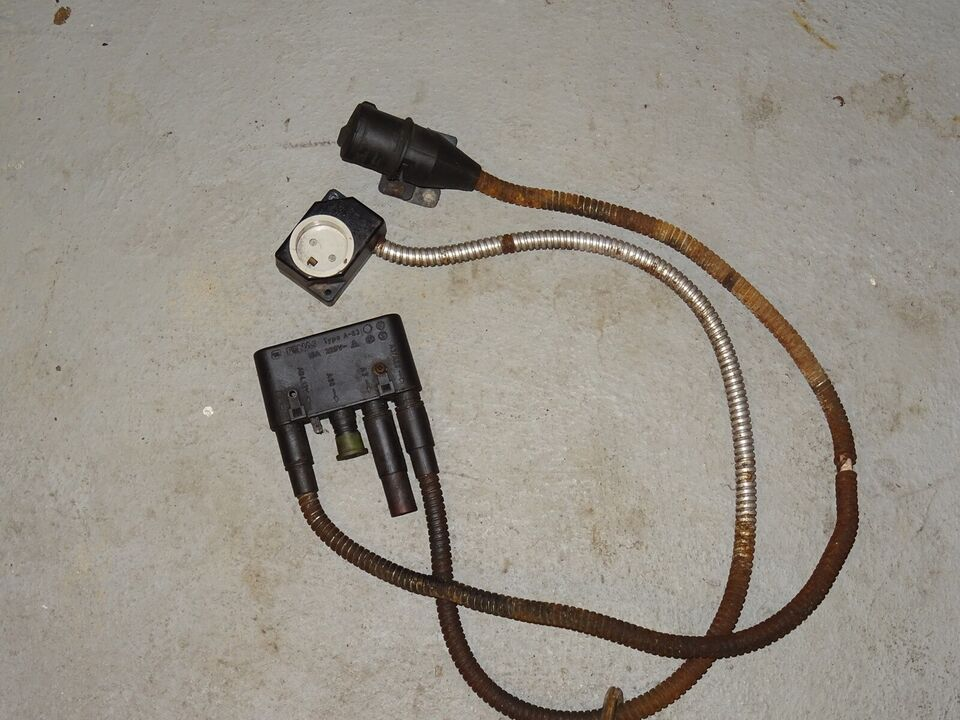 Bilvarmer, Fonas type A83,kommer fra Volvo 264