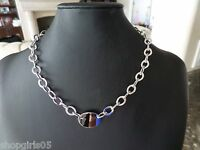 Krementz Designer Solid Sterling Silver Necklace
