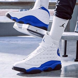 watch ea0bd b4b68 Image is loading Nike-Air-Jordan-13-Retro-XIII-Hyper-Royal-