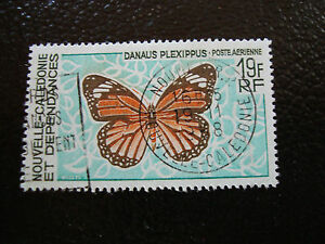 NOUVELLE-CALEDONIE-timbre-yt-aerien-n-92-obl-A4-stamp-new-caledonia-Z