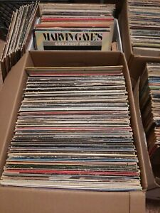 $5/ea Vinyl Records, Pick & Choose LPs Rock/Soul/Jazz/R&B/Country/ETC 10/26