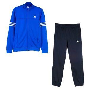 Adidas ClimaCool Navy Blue MEDIUM Men's Track Running Jacket MINT | eBay