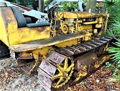 Caterpillar D2 Crawler Dozer Tractor ie- Cat 3J 5J 4U 5U Skid Steer | eBay