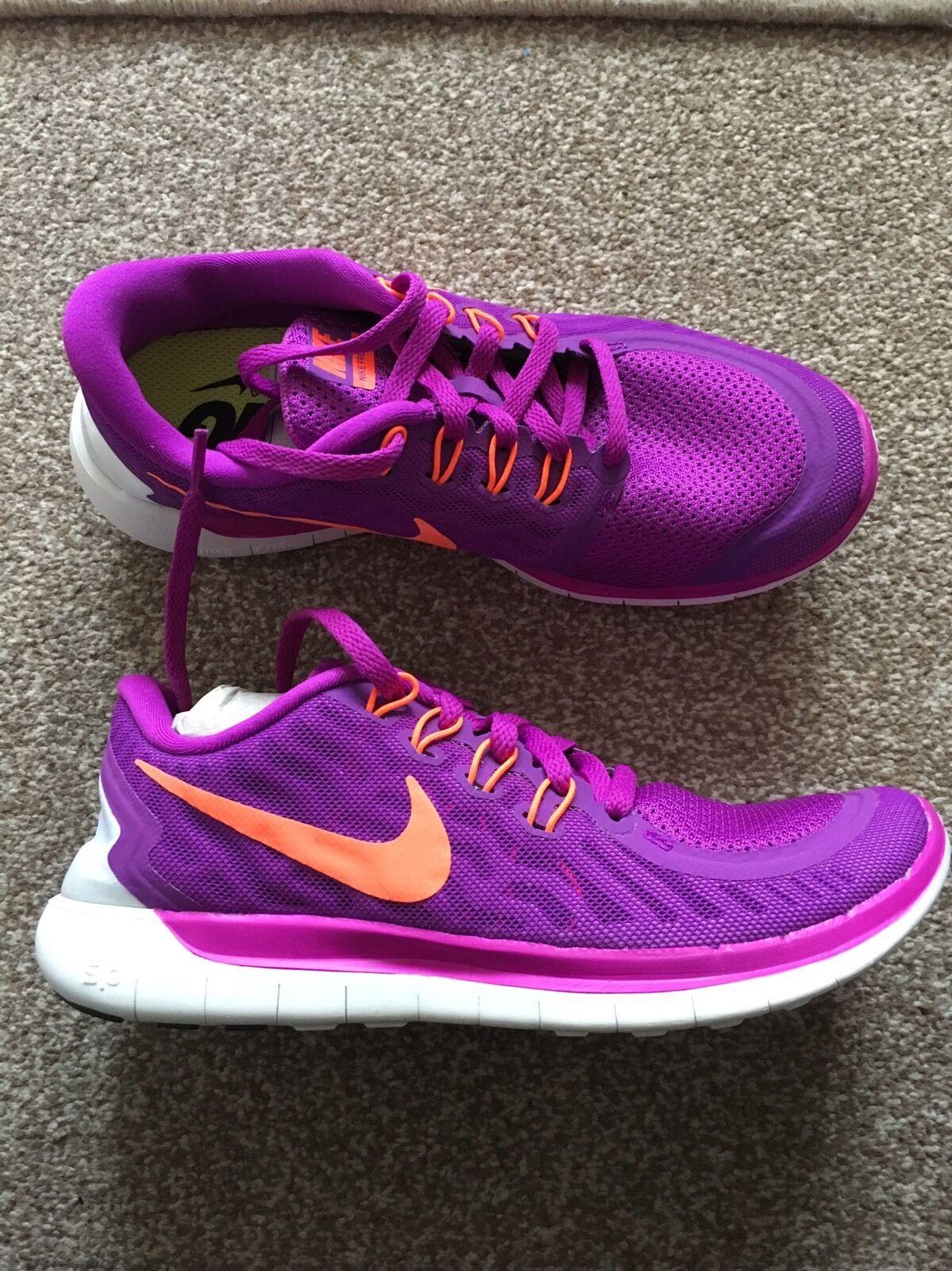 Zapatos casuales salvajes Nuevas Zapatillas Para Mujer Nike Free 5.0 ...