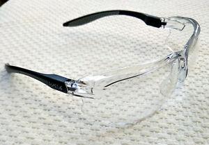 Schutzbrille AXIS II klar bollé® beschlagfrei kratzfest gepolstert Arbeit NEU