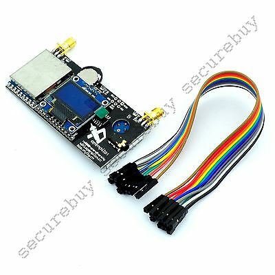 DIY RX5808 5.8G 40CH Diversity FPV Receiver with OLED Display for FPV Racer se